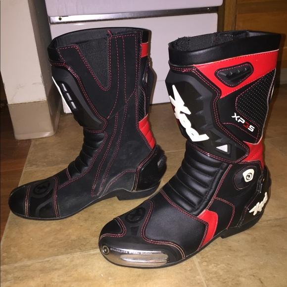 d2996b7acc317a Spidi XPD XP3-S Motorcycle Boots. M 5c3e5d57f63eea3554492500